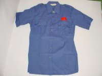 イタリア製半袖シャツ