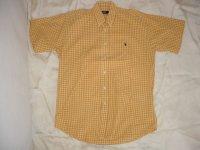 Ralph Lauren Polo ラルフローレン 半袖BDシャツ  チェック柄
