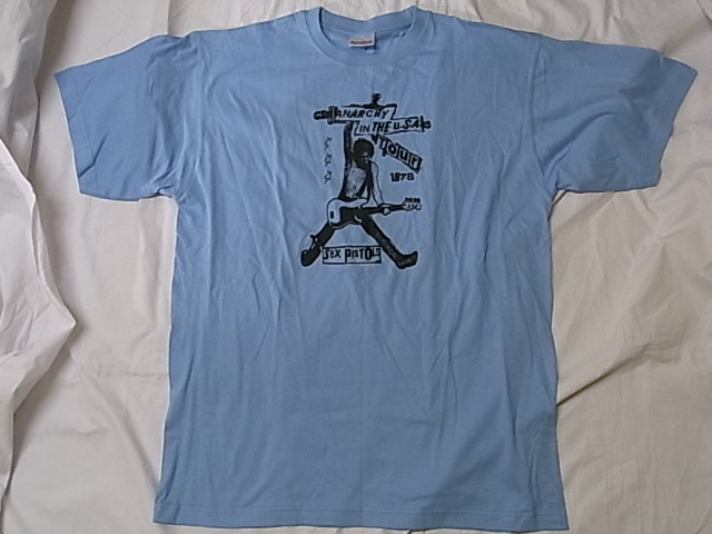 画像1: セックス ピストルズ Tシャツ