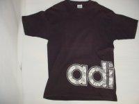 adidas アディダス ロゴTシャツ