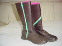 CAMPER カンペール ブーツ ツインズ(左右非対称)18013-020