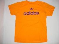 adidas アディダス ロゴプリントTシャツ