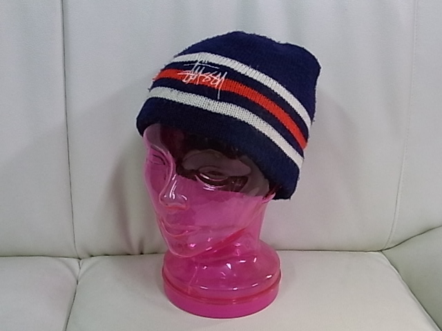 画像1: stussy ステューシー ニット帽