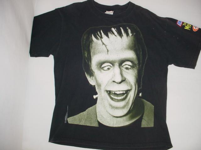 画像1: GILDAN ギルダン フランケンシュタインプリント Tシャツ